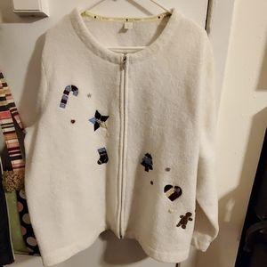 Christopher Banks Christmas cardigan/sweater